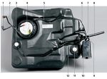 Регулятор давления топлива форд фокус 1 – 122-2 Ремонт focus i — Энциклопедия журнала «За рулем»